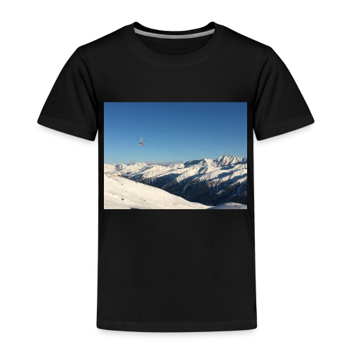 bergen - Kinderen Premium T-shirt