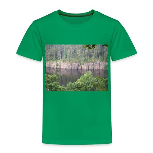 Laatokan maisemissa - Lasten premium t-paita