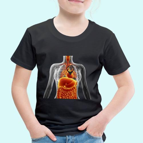 voues etes ici - T-shirt Premium Enfant