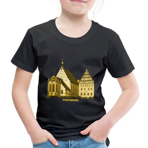 Freiberg Sachsen Dom Silbermann Orgel Erzgebirge - Kinder Premium T-Shirt