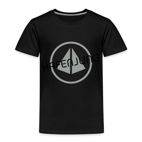 Hafenjung Stempel - Kinder Premium T-Shirt