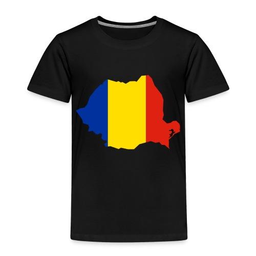 Romania - Kinderen Premium T-shirt