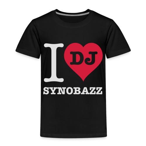 i love synobazz - Kinder Premium T-Shirt