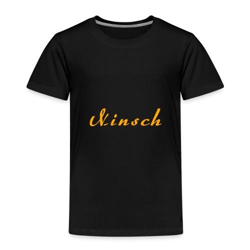Ninsch T-Shirt - Kinder Premium T-Shirt