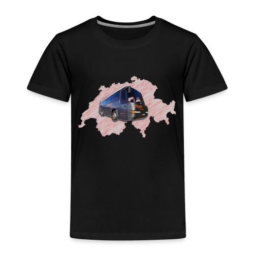 Schweiz mit HPTrans - Kinder Premium T-Shirt