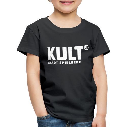 Kultur Spielberg White - Kinder Premium T-Shirt