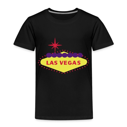create your own LAS VEGAS products - Kids' Premium T-Shirt