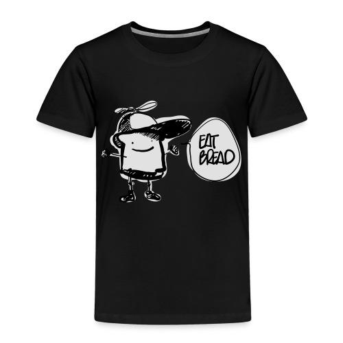 eat_bread - Kinderen Premium T-shirt