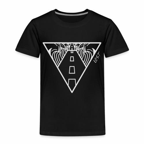 The Searcher Lost Blanco - Camiseta premium niño