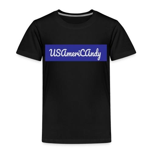 USA - Kinder Premium T-Shirt