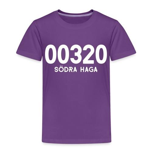 00320 SODRAHAGA - Lasten premium t-paita