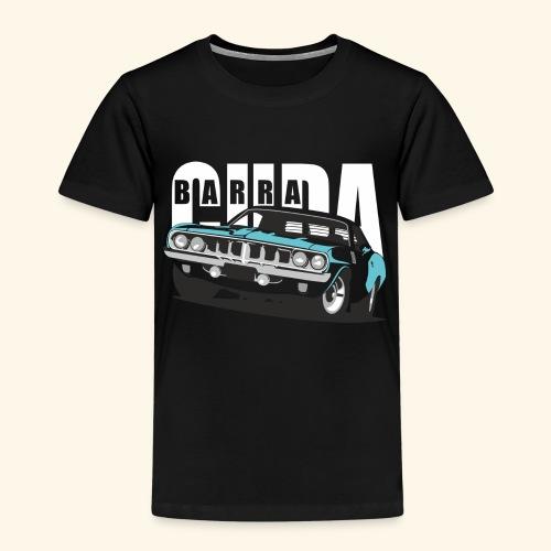 Blue Cuda - Kids' Premium T-Shirt