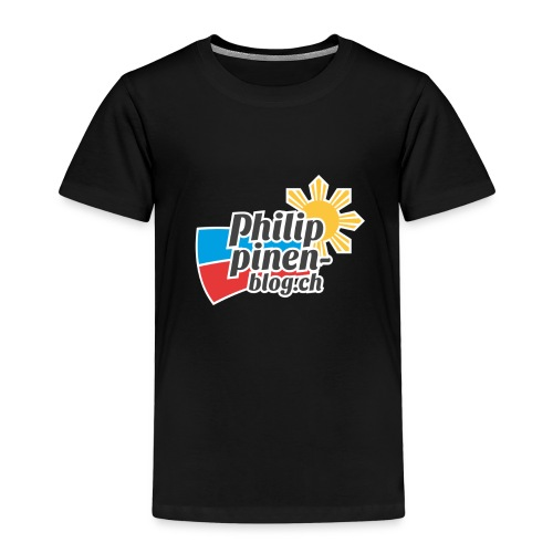 Das original Philippinen-Blog Logo - Kinder Premium T-Shirt
