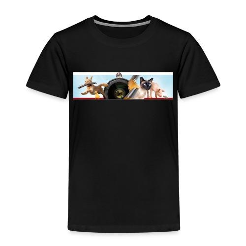 Animaux logo - Kinderen Premium T-shirt