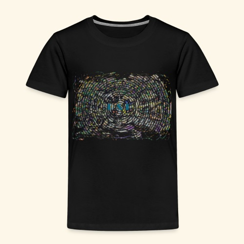 Street Art hypnotique - T-shirt Premium Enfant
