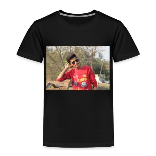 IN SIDDIPET MODEL NAZEER SMART ACTER - Kids' Premium T-Shirt