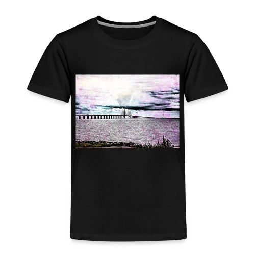 Öresundsbron - Premium-T-shirt barn