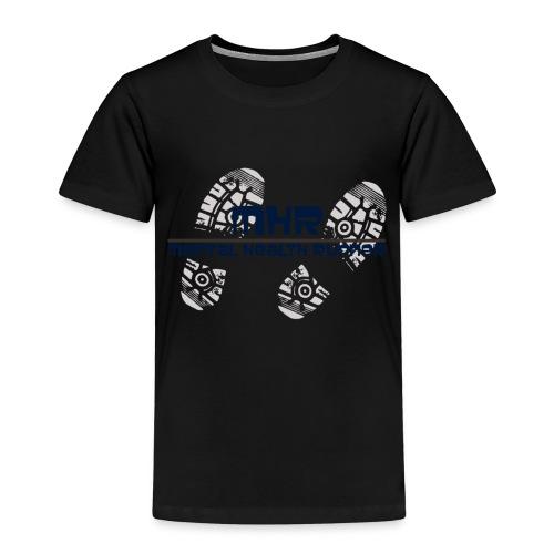 Mentalhealthrunner logo - Kids' Premium T-Shirt