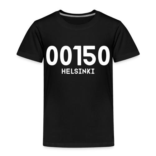 00150 HELSINKI - Lasten premium t-paita