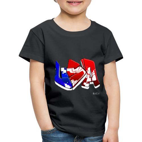 USA - T-shirt Premium Enfant