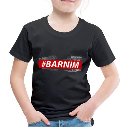 HASHTAG BARNIM - Kinder Premium T-Shirt