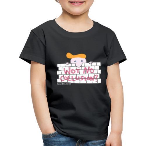 Trump's Wall - Kids' Premium T-Shirt