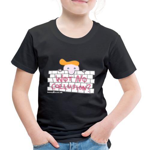 Trump's Wall - Kids' Premium T-Shirt