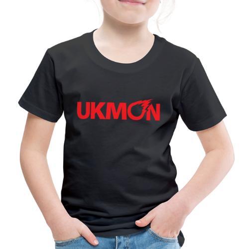 UKMON logo - Kids' Premium T-Shirt