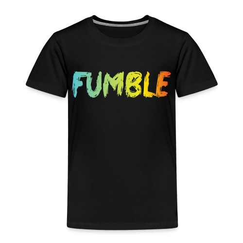 Fumble hat - Kids' Premium T-Shirt