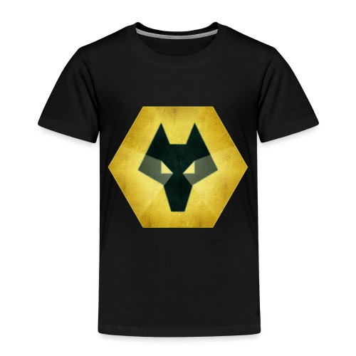 Wolves Logo - Kids' Premium T-Shirt