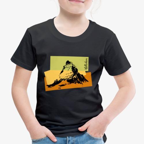Matterhorn - Kids' Premium T-Shirt