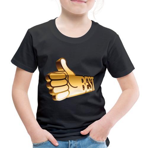 Best - Premium-T-shirt barn