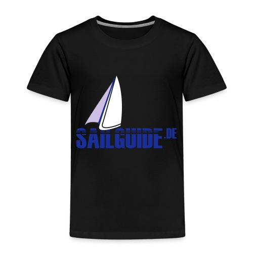 Sailguide - Kinder Premium T-Shirt