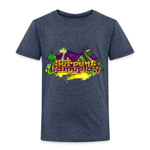 spdesign3 png - Kinderen Premium T-shirt