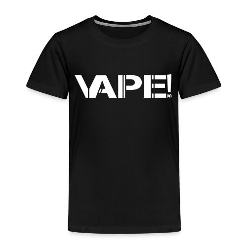 Vape! - Blanc - T-shirt Premium Enfant