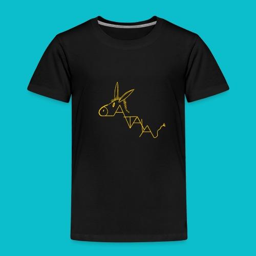 catala jaune - T-shirt Premium Enfant