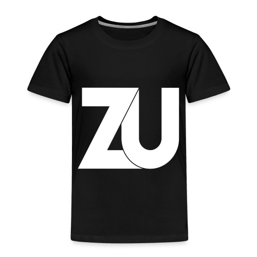 ZU White png - Kinderen Premium T-shirt