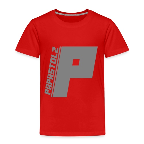 P wie Papa - Kinder Premium T-Shirt