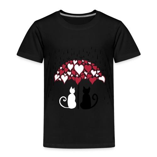 AD Lovely cats II - Kids' Premium T-Shirt
