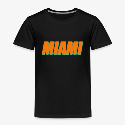 Miami Dolphins Football - Kids' Premium T-Shirt