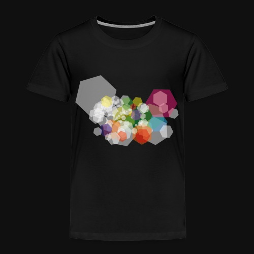 Abstartct artwork - T-shirt Premium Enfant