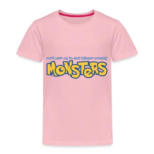 Monsters - Kids' Premium T-Shirt