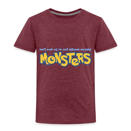 Monsters - Kids' Premium T-Shirt