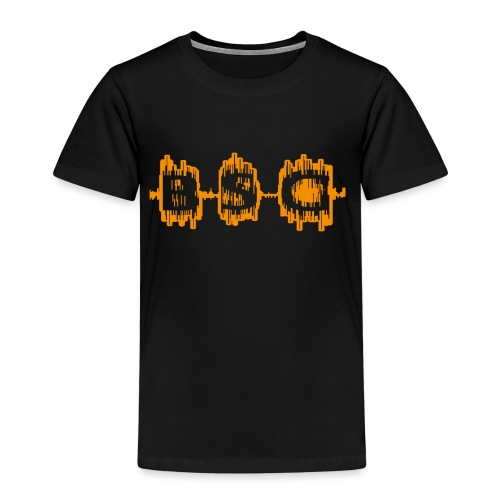 BSg swag hat - Kids' Premium T-Shirt