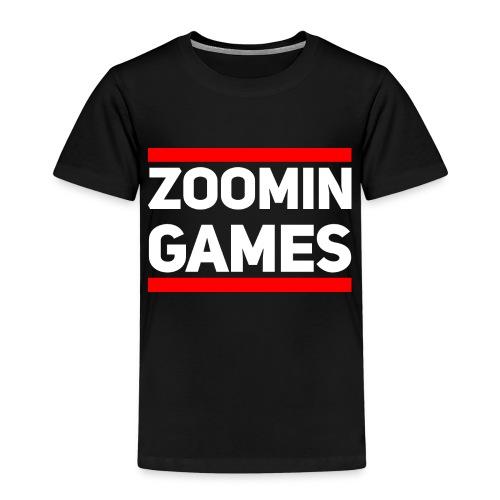 9815 2CRun ZG White - Kids' Premium T-Shirt