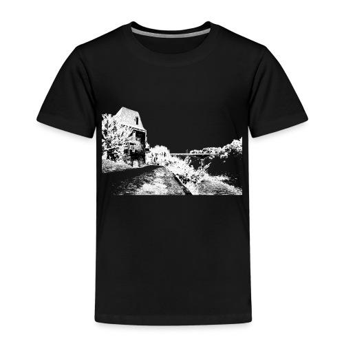 J'aime Mouleydier - Pont F - T-shirt Premium Enfant