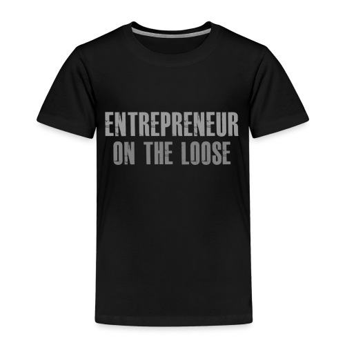 Entrepreneur on the loose - T-shirt Premium Enfant