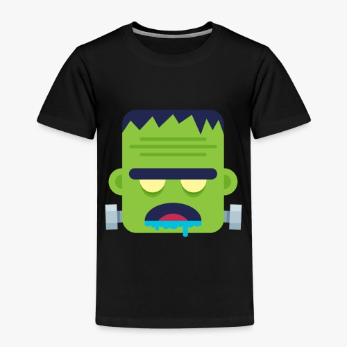 Monsters Frankie - Børne premium T-shirt