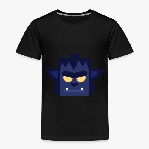 Mini Monsters - Lycan - Børne premium T-shirt