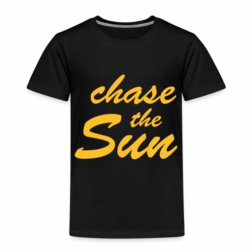 Chase_the_Sun - Kinder Premium T-Shirt